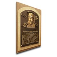 MLB Pittsburgh Pirates Willie Stargell That's My Ticket Hall of Fame Canvas Plaque