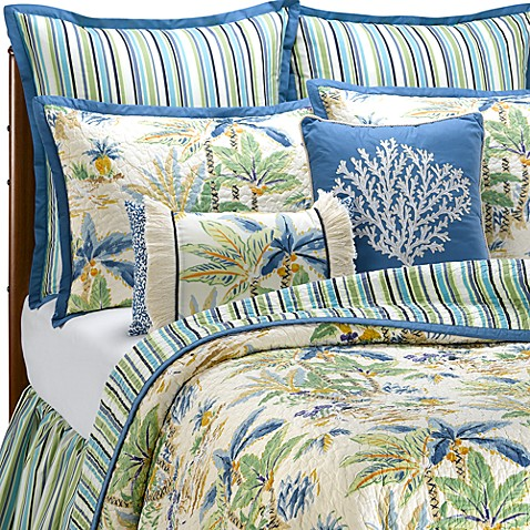 Lagoon Quilt Bed Bath Beyond