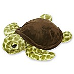 Aurora World® Large Sea Turtle Plush Toy in Green