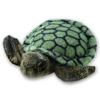 Aurora World® Sea Turtle Plush Toy in Green