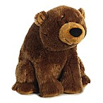 Aurora® Edison Bear Plush Toy in Brown