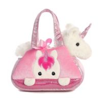 Aurora World® Peek-a-Boo Unicorn Plush and Carrying Case