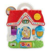Fisher Price® Laugh & Learn® Puppy's Busy Activity Home