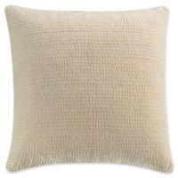 KAS Amara European Pillow Sham in Light Gold