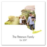 Designs Direct New York Family Canvas Wall Art