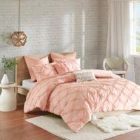 Urban Habitat 7-Piece Full/Queen Comforter Set in Pink