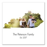 Designs Direct Kentucky Family Canvas Wall Art