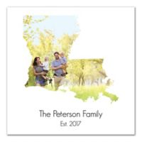 Designs Direct Louisiana Family Canvas Wall Art