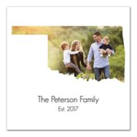 Designs Direct Oklahoma Family Canvas Wall Art