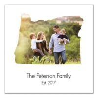 Designs Direct Oregon Family Canvas Wall Art