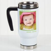 Picture Perfect 1 Photo 14 oz. Commuter Travel Mug