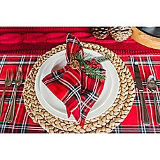 Classic Cozy Christmas Table