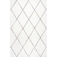 nuLOOM Armitra 5-Foot x 8-Foot Area Rug in Natural