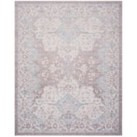 Safavieh Windsor 4-Foot x 6-Foot Allegra Rug in Light Grey