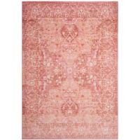 Safavieh Windsor 4-Foot x 6-Foot Allegra Rug in Rose