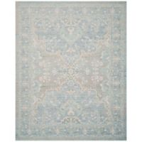 Safavieh Windsor 8-Foot x 10-Foot Allegra Rug in Seafoam
