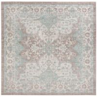 Safavieh Windsor 6-Foot x 6-Foot Allegra Rug in Light Grey