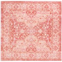 Safavieh Windsor 6-Foot x 6-Foot Allegra Rug in Rose