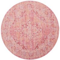 Safavieh Windsor 6-Foot x 6-Foot Alexa Rug in Orange