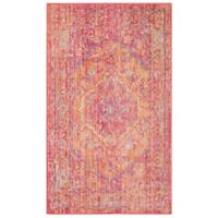 Safavieh Windsor 4-Foot x 6-Foot Laila Rug in Gold
