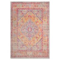 Safavieh Windsor 5-Foot x 7-Foot Laila Rug in Grey