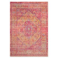 Safavieh Windsor 5-Foot x 7-Foot Laila Rug in Gold