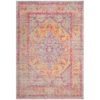 Safavieh Windsor 8-Foot x 10-Foot Laila Rug in Grey