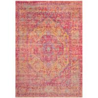 Safavieh Windsor 8-Foot x 10-Foot Laila Rug in Gold