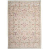 Safavieh Windsor 3-Foot x 5-Foot Lydia Rug in Seafoam