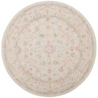 Safavieh Windsor 6-Foot x 6-Foot Lydia Rug in Seafoam