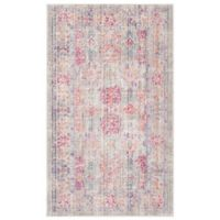 Safavieh Windsor 4-Foot x 6-Foot Juliet Rug in Grey