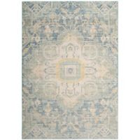 Safavieh Windsor 4-Foot x 6-Foot Bethany Rug in Blue