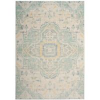 Safavieh Windsor 4-Foot x 6-Foot Bethany Rug in Light Grey