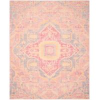 Safavieh Windsor 8-Foot x 10-Foot Bethany Rug in Fuchsia