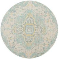 Safavieh Windsor 6-Foot x 6-Foot Bethany Rug in Light Grey