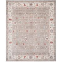 Safavieh Windsor 8-Foot x 10-Foot Yasmin Rug in Light Grey
