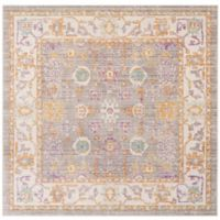 Safavieh Windsor 6-Foot x 6-Foot Yasmin Rug in Grey