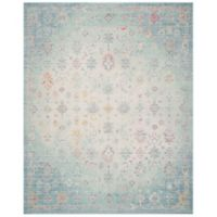 Safavieh Windsor 8-Foot x 10-Foot Angelina Rug in Seafoam