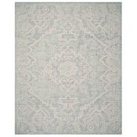 Safavieh Windsor 8-Foot x 10-Foot Arden Rug in Seafoam