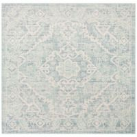 Safavieh Windsor 6-Foot x 6-Foot Arden Rug in Seafoam