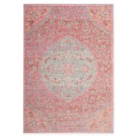 Safavieh Windsor 5-Foot x 7-Foot Claudine Rug in Rose