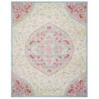 Safavieh Windsor 8-Foot x 10-Foot Claudine Rug in Light Grey