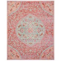 Safavieh Windsor 9-Foot x 13-Foot Claudine Rug in Rose