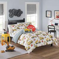 Waverly Kids Under Construction 2-Piece Twin Comforter Set