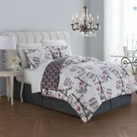 Avondale Manor Darcy Twin Comforter Set in Blush