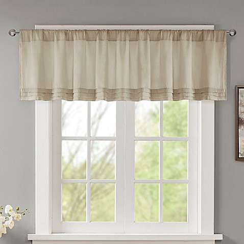silk sheets bed bath beyond bestsciaticatreatments park emily faux silk solid pleated window valance 249