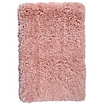 Alpine Shag 2' x 3' Accent Rug in Blush
