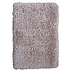 Alpine Shag 2'6 x 4'2 Accent Rug in Grey