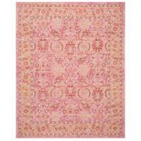 Safavieh Windsor Victoria 8-Foot x 10-Foot Area Rug in Pink