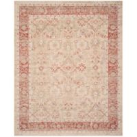 Safavieh Windsor Vanessa 6-Foot Square Area Rug in Ivory